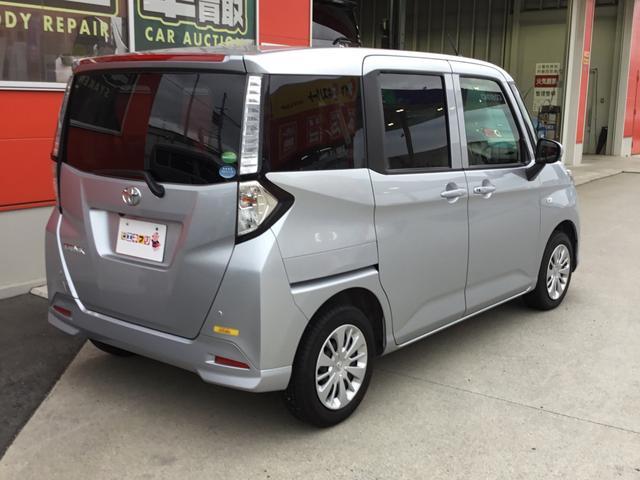 「トヨタ」「タンク」「ミニバン・ワンボックス」「大阪府」の中古車8