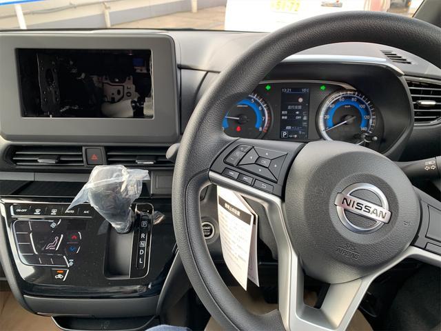 ハイウェイスター X LEDヘッドライト プッシュスタート アイドリングストップ車(16枚目)