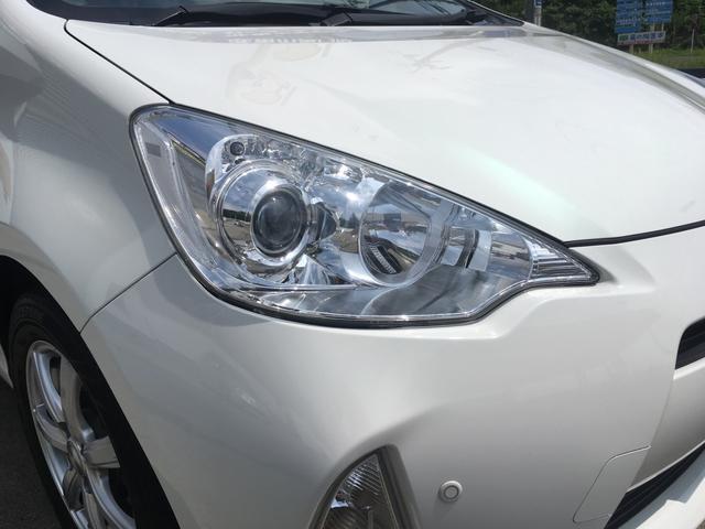 「トヨタ」「アクア」「コンパクトカー」「宮城県」の中古車22