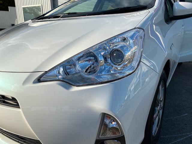 「トヨタ」「アクア」「コンパクトカー」「宮城県」の中古車35