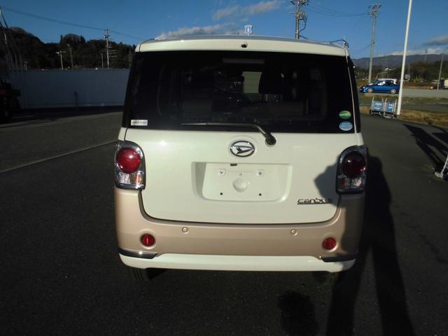 「ダイハツ」「ムーヴキャンバス」「コンパクトカー」「長野県」の中古車3