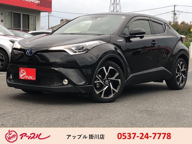 「トヨタ」「C-HR」「SUV・クロカン」「静岡県」の中古車2