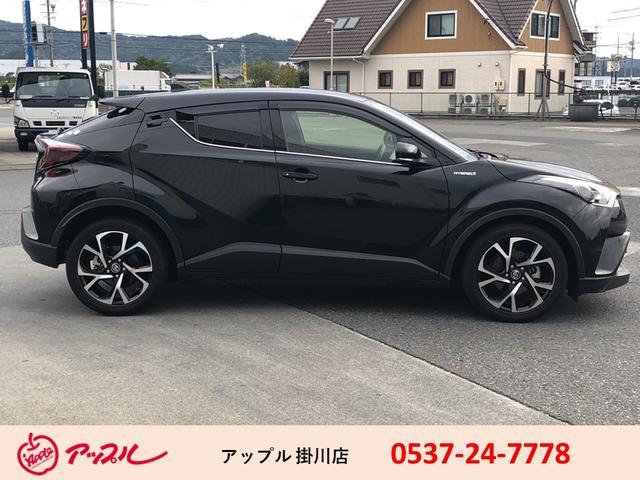 「トヨタ」「C-HR」「SUV・クロカン」「静岡県」の中古車5