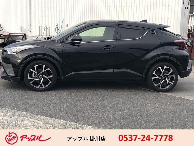 「トヨタ」「C-HR」「SUV・クロカン」「静岡県」の中古車6