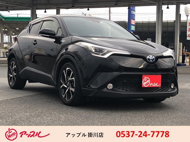 「トヨタ」「C-HR」「SUV・クロカン」「静岡県」の中古車7