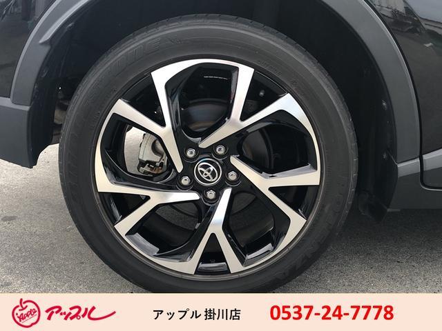 「トヨタ」「C-HR」「SUV・クロカン」「静岡県」の中古車21