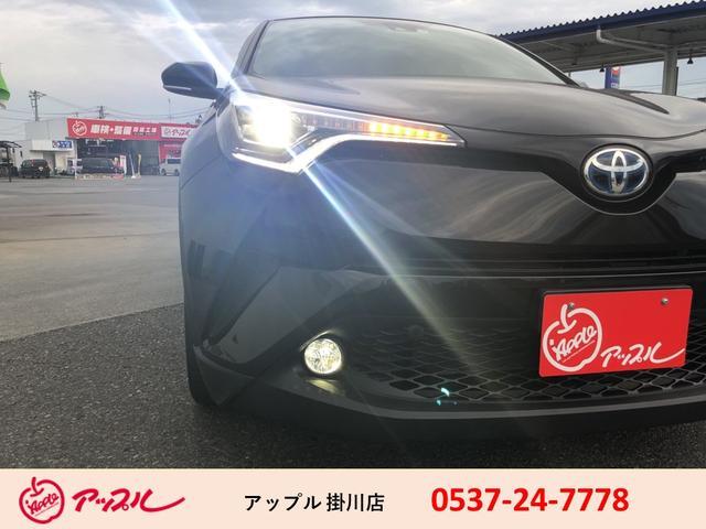「トヨタ」「C-HR」「SUV・クロカン」「静岡県」の中古車22