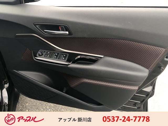 「トヨタ」「C-HR」「SUV・クロカン」「静岡県」の中古車25