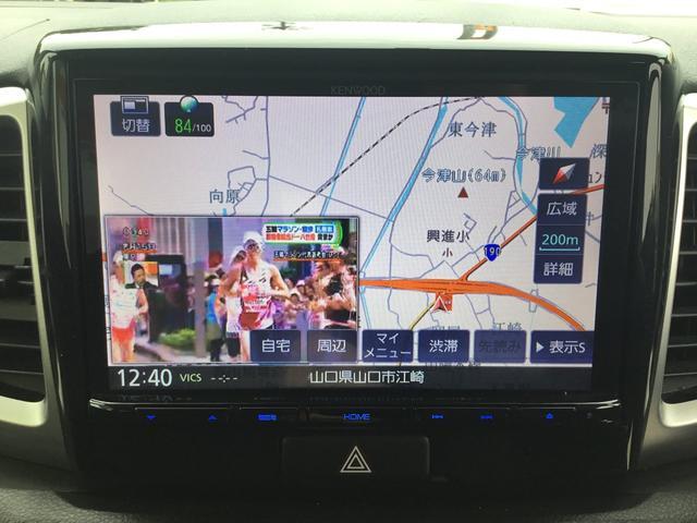 X 社外SDナビ フルセグTV 左Pスライドドアー(15枚目)