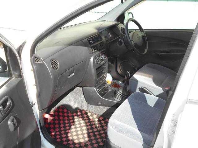 L 車高調 マフラー スパルコ14インチホイール カロッツェリアCDデッキ ユーザー買取車 禁煙車 チェックフロアマット シフトノブ アルミペダルカバー(6枚目)