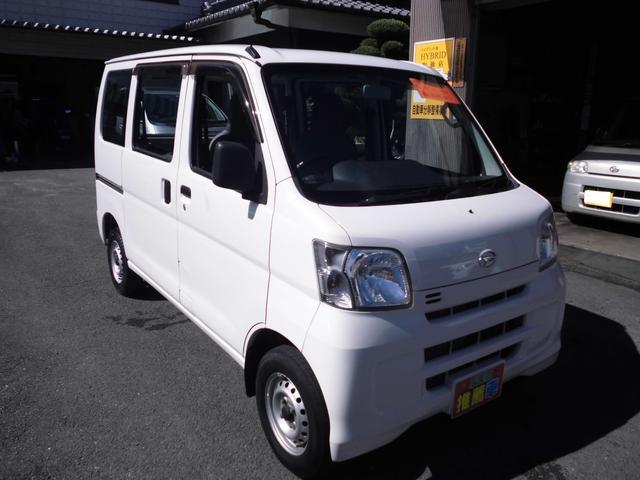 「ダイハツ」「ハイゼットカーゴ」「軽自動車」「奈良県」の中古車4