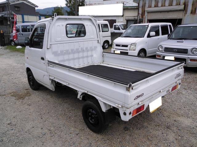 「スズキ」「キャリイトラック」「トラック」「奈良県」の中古車10