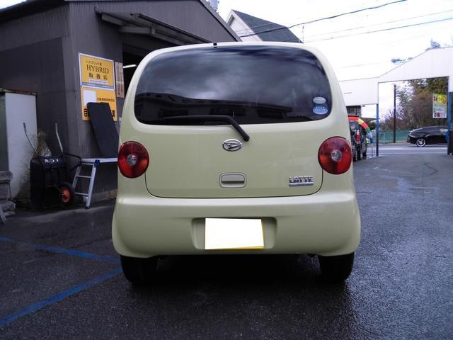「ダイハツ」「ムーヴラテ」「コンパクトカー」「奈良県」の中古車10