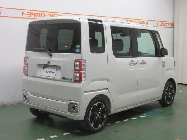 「ダイハツ」「ウェイク」「コンパクトカー」「和歌山県」の中古車3