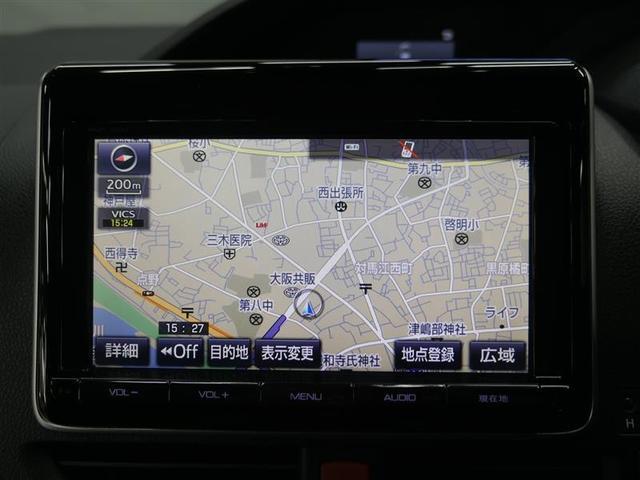 Gi 9インチTコネクトナビ フルセグ DVD再生 バックカメラ 衝突被害軽減システム ETC 両側電動スライド LEDヘッドランプ 乗車定員8人 3列シート アイドリングストップ 期間セール(12枚目)