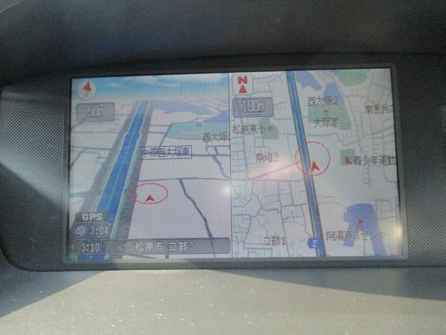 M 後期型 HDDナビ Bカメラ エアロ 社外AW(11枚目)