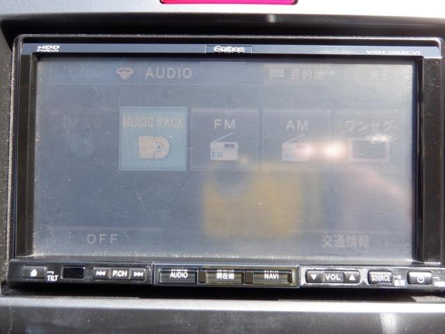 HDDナビ ワンセグ ミュージックサーバー バックカメラ