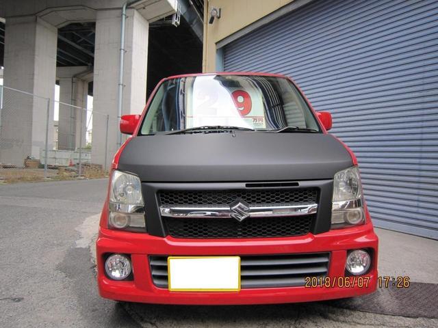 スズキ ワゴンR RR-DI ターボ キーレス タイミングチェーン