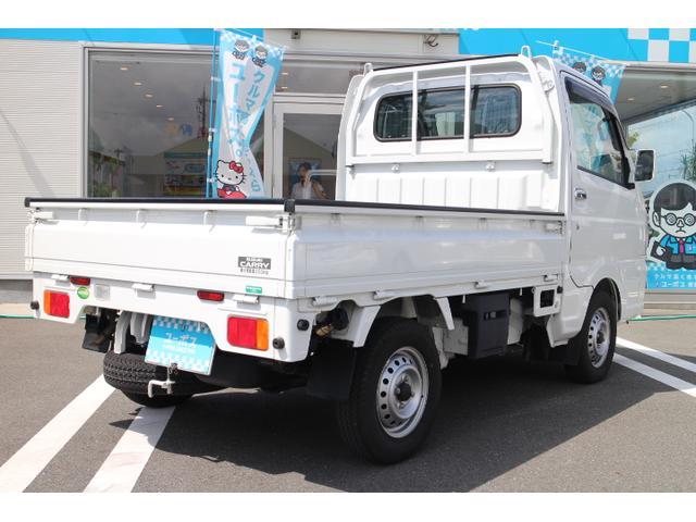「スズキ」「キャリイトラック」「トラック」「滋賀県」の中古車6