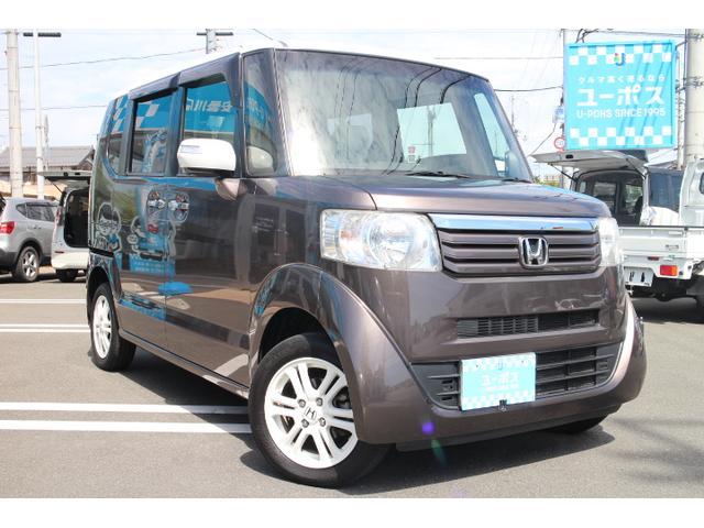 「ホンダ」「N-BOX+カスタム」「コンパクトカー」「滋賀県」の中古車4