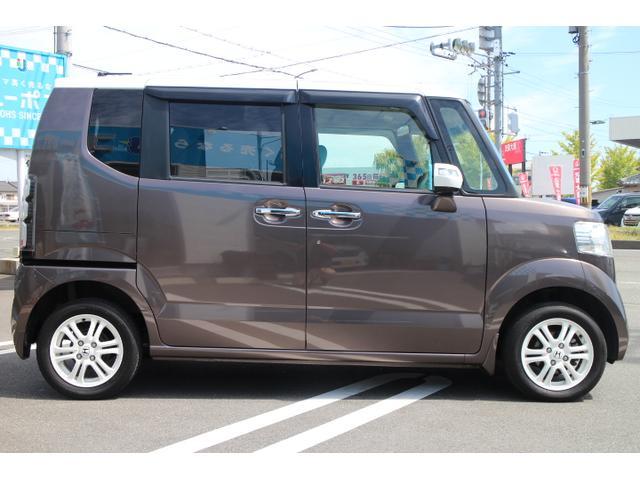 「ホンダ」「N-BOX+カスタム」「コンパクトカー」「滋賀県」の中古車5