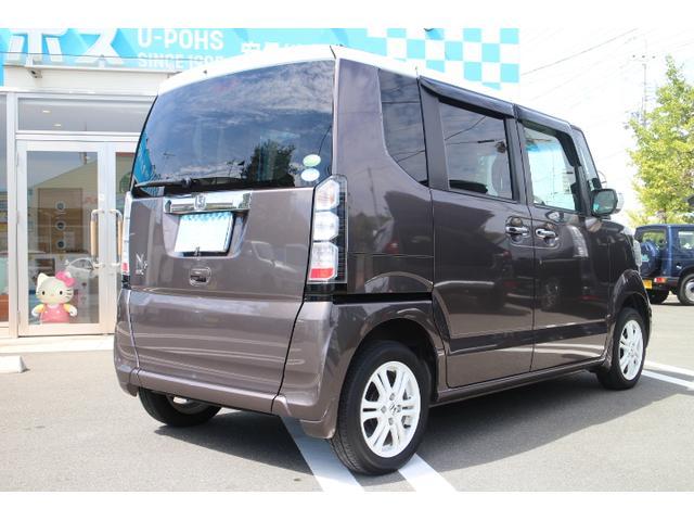 「ホンダ」「N-BOX+カスタム」「コンパクトカー」「滋賀県」の中古車6
