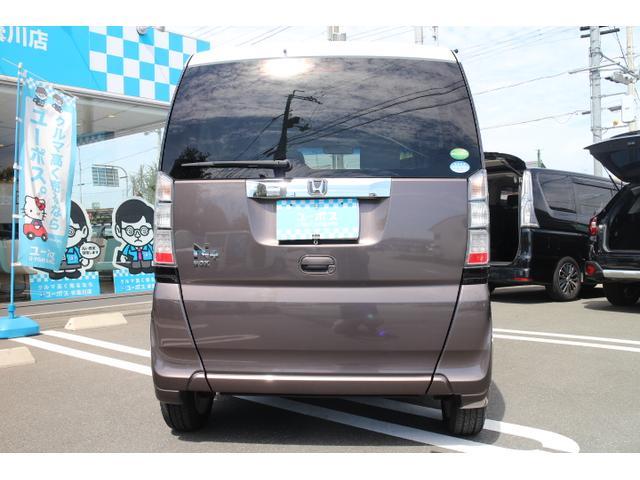 「ホンダ」「N-BOX+カスタム」「コンパクトカー」「滋賀県」の中古車7
