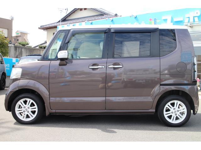 「ホンダ」「N-BOX+カスタム」「コンパクトカー」「滋賀県」の中古車9