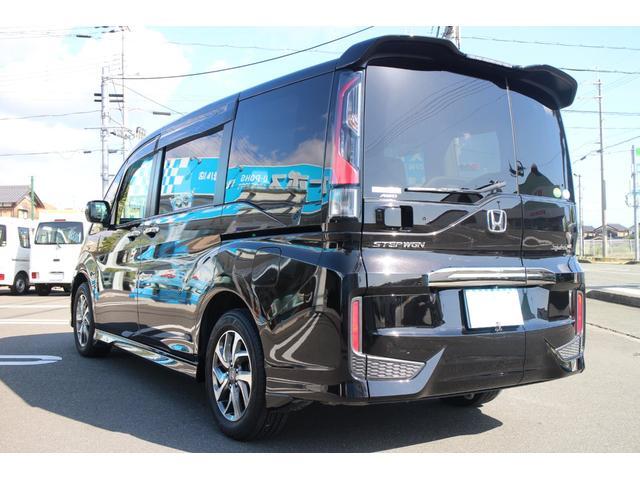 「ホンダ」「ステップワゴンスパーダ」「ミニバン・ワンボックス」「滋賀県」の中古車8