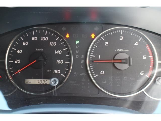 弊社の商品車はすべて走行管理システムにてチェックしてメーター改ざん車を暴きます!この車は安心の実走行です!