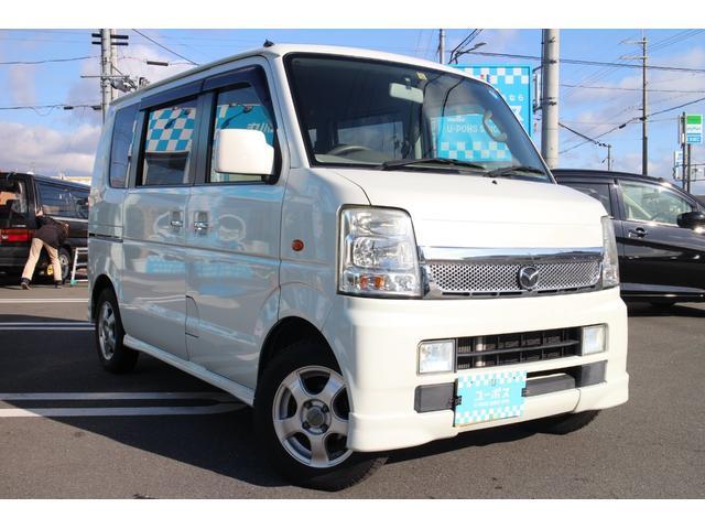 「マツダ」「スクラムワゴン」「コンパクトカー」「滋賀県」の中古車4