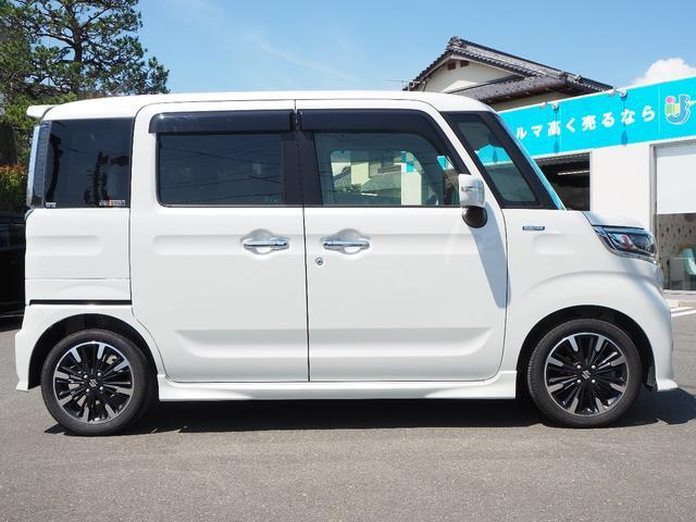 「スズキ」「スペーシアカスタム」「コンパクトカー」「滋賀県」の中古車4