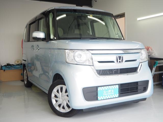 「ホンダ」「N-BOX」「コンパクトカー」「滋賀県」の中古車3