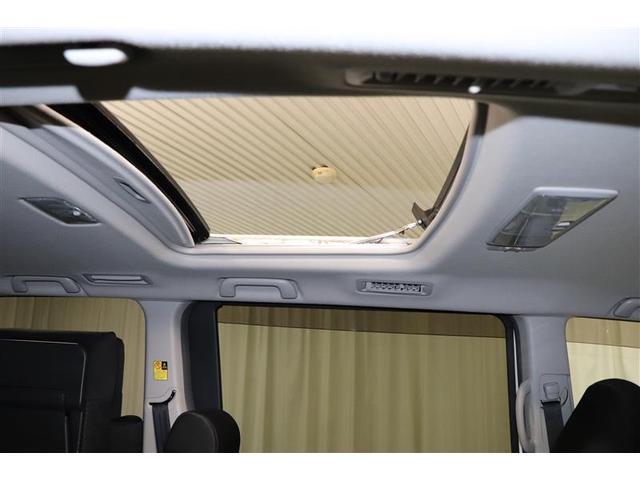 Si サンルーフ ETC 電動スライドドア HIDヘッドライト 乗車定員8人 3列シート ワンオーナー 記録簿(12枚目)