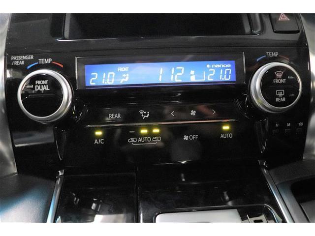 2.5Z Aエディション サンルーフ フルセグ DVD再生 ミュージックプレイヤー接続可 後席モニター バックカメラ 衝突被害軽減システム ETC 両側電動スライド LEDヘッドランプ 乗車定員7人 3列シート ワンオーナー(8枚目)
