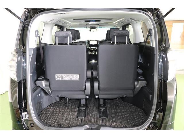 2.5Z Aエディション サンルーフ フルセグ DVD再生 ミュージックプレイヤー接続可 後席モニター バックカメラ 衝突被害軽減システム ETC 両側電動スライド LEDヘッドランプ 乗車定員7人 3列シート ワンオーナー(12枚目)