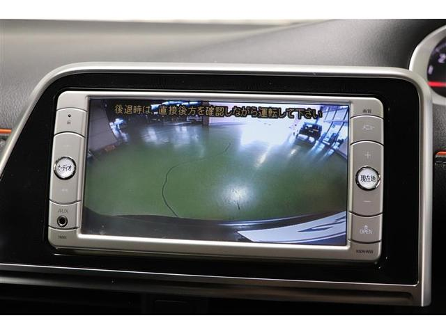 G クエロ ワンセグ メモリーナビ DVD再生 ミュージックプレイヤー接続可 バックカメラ 衝突被害軽減システム ETC ドラレコ 両側電動スライド LEDヘッドランプ ウオークスルー 乗車定員7人 3列シート(7枚目)