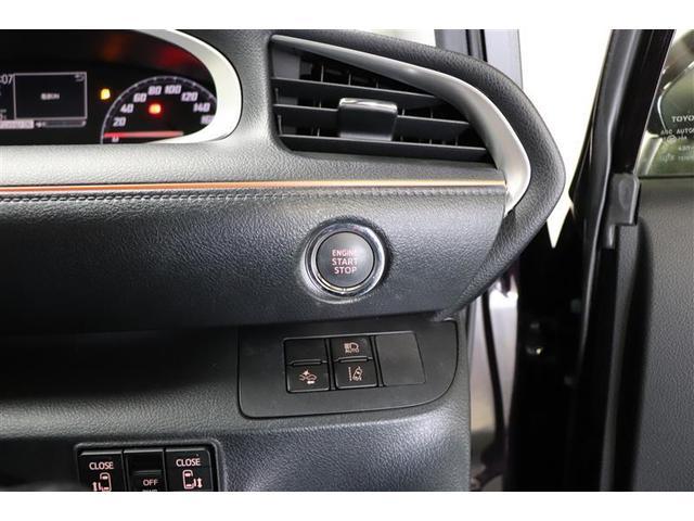 G クエロ ワンセグ メモリーナビ DVD再生 ミュージックプレイヤー接続可 バックカメラ 衝突被害軽減システム ETC ドラレコ 両側電動スライド LEDヘッドランプ ウオークスルー 乗車定員7人 3列シート(19枚目)