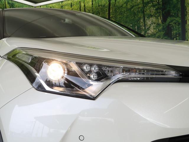 G メモリー9型ナビ トヨタセーフティセンス レーダークルーズ ハーフレザー 純正18インチアルミ デュアルオートエアコン 禁煙車 前席シートヒーター フルセグ バックカメラ LEDフォグ(27枚目)