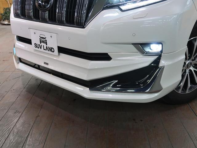 TX Lパッケージ 純正9型ナビ モデリスタフルエアロ トヨタセーフティセンス 純正オプション19AW ルーフレール 7人乗 レザーシート レーダークルーズ パワーシート LEDヘッド&フォグ デュアルオートエアコン(8枚目)