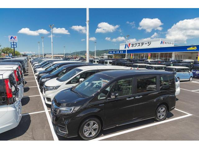 ネクステージ和歌山店では、軽自動車からコンパクトカー、ミニバンやSUVなど様々な車種を展示しており、お客様の最適な1台を選んでいただけます♪