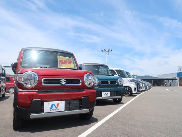 「スズキ」「ハスラー」「コンパクトカー」「和歌山県」の中古車64