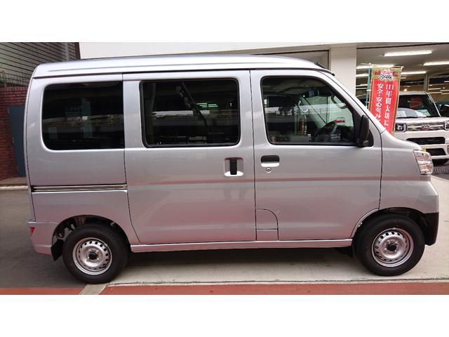 新車 DX SAIII  ハイルーフ(4枚目)