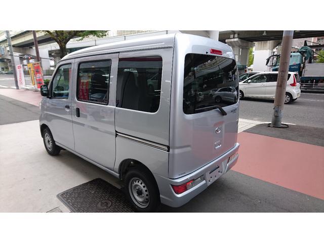 新車 DX SAIII  ハイルーフ(9枚目)
