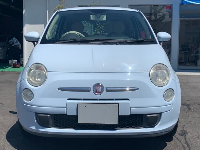 「フィアット」「フィアット 500」「コンパクトカー」「奈良県」の中古車3