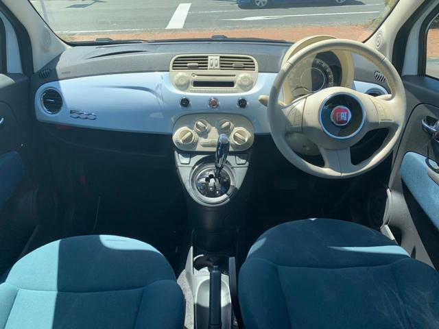 「フィアット」「フィアット 500」「コンパクトカー」「奈良県」の中古車10