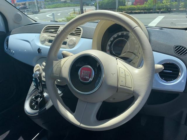 「フィアット」「フィアット 500」「コンパクトカー」「奈良県」の中古車16