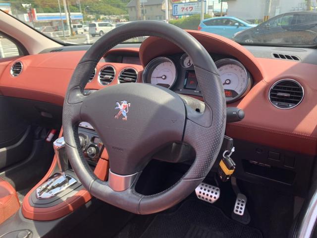 「プジョー」「308」「オープンカー」「奈良県」の中古車25