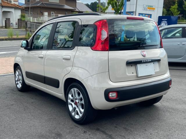 「フィアット」「パンダ」「コンパクトカー」「奈良県」の中古車8