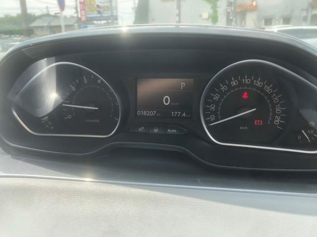 「プジョー」「208」「コンパクトカー」「奈良県」の中古車17